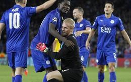 Leicester ở Premier League và Champions League đâu có khác nhau