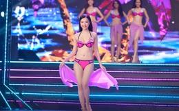 Màn bikini nóng bỏng của dàn người đẹp lọt chung kết HHVN 2016