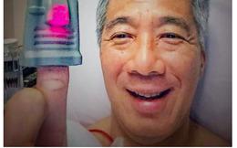 Bức ảnh 50.000 like tiết lộ bí quyết kỳ diệu giúp thủ tướng Singapore 2 lần thắng ung thư