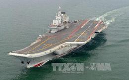 Tàu sân bay Trung Quốc tự chế tạo có nhiều cải tiến so với tàu Liêu Ninh