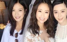 Những hội bạn thân Hoa ngữ phải đến đám cưới mới gặp lại nhau