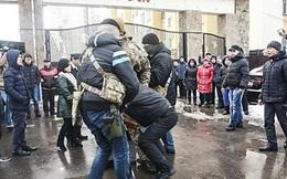 Lực lượng nào của Ukraine âm thầm xâm nhập Crimea?