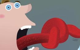 Hỏi khó: Bạn có thể tự nuốt lưỡi của mình không?