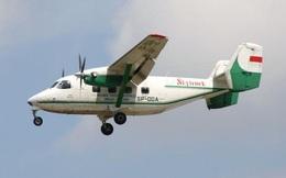 Rơi máy bay, 16 cảnh sát Indonesia gặp nạn