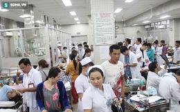 Chuyện ở phòng cấp cứu: Áp lực đến phải bỏ nghề...
