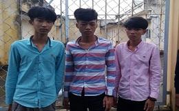 Bắt giữ 4 thanh niên 9X tụ tập chơi ma túy đá