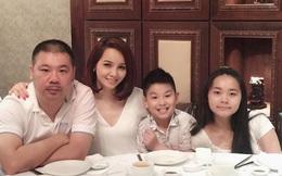 Mai Thu Huyền trải lòng về cuộc sống với đại gia bất động sản hơn 7 tuổi