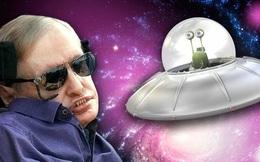 Bất chấp cảnh báo của Stephen Hawking, loài người vẫn tìm cách liên lạc với người ngoài hành tinh