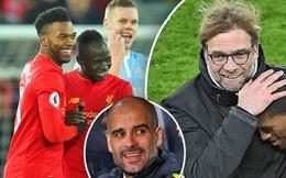 """Đại chiến Liverpool vs Man City: Pep đi """"rình"""", Klopp nói gì?"""