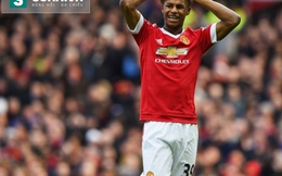 """Rashford: """"Lên đỉnh"""" sớm và cuốn gói khỏi Man United?"""