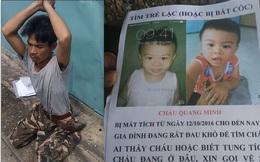 Người cha quỳ lạy mong tìm được con trai mất tích: Cháu bé đang ở cùng với mẹ ruột