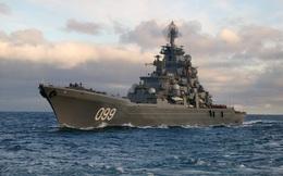 Nga sẽ trang bị tên lửa diệt hạm mới trên tuần dương hạm Pior Veliky