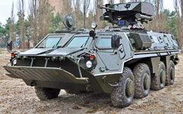 """BTR-4 đã lọt vào """"mắt xanh"""" của Hải quân đánh bộ Việt Nam?"""