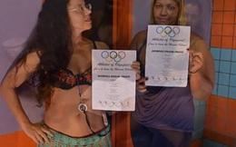 Gái mại dâm giảm giá mong kiếm bộn tiền dịp Olympic