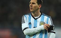 Messi chống đối Barca để trở về tuyển Argentina