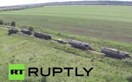 """""""Tam giác hạt nhân"""" của Nga: Báo động sẵn sàng chiến đấu!"""