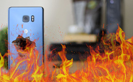 Galaxy Note 7 phát nổ: Samsung Bắc Ninh báo lỗ 3.000 tỷ đồng, sụt giảm 30.000 tỷ doanh thu