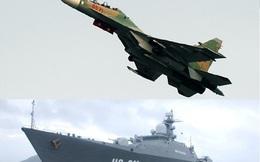 Trên biển: VN nên ưu tiên cho tiêm kích Su-30MK2 hay tàu chiến?