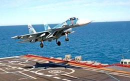 Máy bay tiêm kích Su-33 rơi, lỗi tại ai?