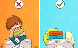 Dừng ngay những việc làm này nếu không muốn tự tay phá hỏng đồ trong nhà mà không biết