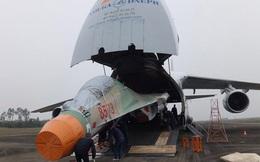 3 giây bay qua Quảng trường Đỏ - Phi công máy bay vận tải khổng lồ An-124 toát mồ hôi hột