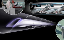 """Nga chế tạo tàu siêu cao tốc 1.200 km/h """"đánh bật"""" hàng không TG"""