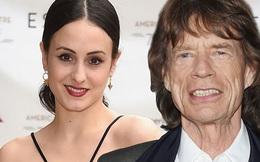 Thành viên Rolling Stones đón con thứ 8 ở tuổi 73