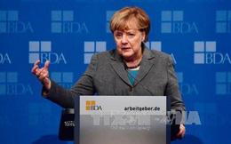 """Thủ tướng Đức """"nóng mặt"""" với ông Trump về quyết định rút khỏi TPP"""