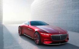 Mercedes ra mắt mẫu concept siêu xe điện với động cơ sạc nhanh hơn cả iPhone