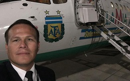 SỐC: Cha phi công chở cầu thủ Brazil cũng là phi công thiệt mạng do tai nạn máy bay