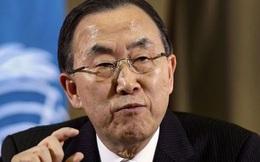 """TTKLHQ Ban Ki Moon phản ứng với Triều Tiêu theo cách """"cái tên nói lên tất cả"""""""