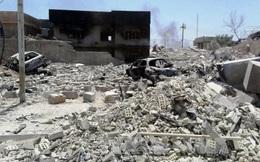 Chiến binh Kurd Iraq mở mặt trận mới chống IS