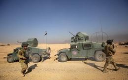 Bị dồn vào chân tường ở Mosul, IS gia tăng tấn công bom xe liều chết