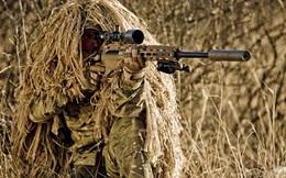 """Nơi những tay súng bắn tỉa """"bậc thầy"""" trên thế giới đối đầu"""