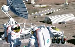 """Tiết lộ ý đồ của NASA đằng sau việc """"thuộc địa hóa"""" Mặt Trăng"""