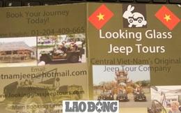 """Vụ bản đồ ghi chữ """"China beach"""" tại Đà Nẵng: """"Do không để ý nên đã in 1.000 tấm quảng cáo?!"""""""