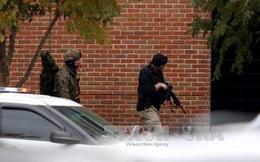 Danh tính nghi phạm tấn công tại Đại học Ohio