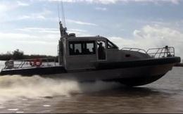 Mỹ hoàn tất đóng tàu tuần tra cho Việt Nam