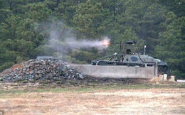 Mỹ phát triển xe tăng robot