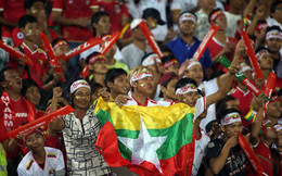 Myanmar nối gót Việt Nam vào bán kết sau trận cầu nghẹt thở