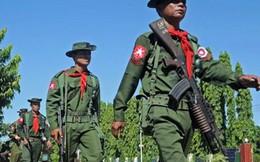 Quân đội Myanmar tuyên bố can dự vào cuộc giao tranh sắc tộc