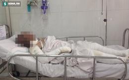 Cả 4 nạn nhân trong vụ nổ ở Phú Nhuận đều nguy kịch