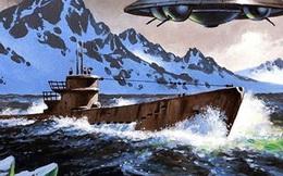 """Đã phát hiện 7 hiện tượng siêu bí ẩn ở Nam Cực - """"miền đất hứa"""" của trùm phát xít Hitler"""