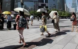 Nhật Bản nắng nóng, 5 người chết, 5.500 người nhập viện