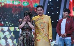 Việt Hương khóc nghẹn khi tiết lộ chuyện buồn gia đình
