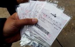 Dịch vụ mua hộ vé số Vietlott: Mua một vé trả tiền gấp 4 lần