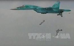 Nga tăng viện cho căn cứ không quân ở Syria