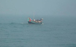 Chìm tàu cá ở Trường Sa, 6 ngư dân được cứu