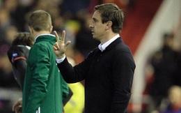 Huyền thoại Man United 'thề' chia tay nghiệp cầm quân