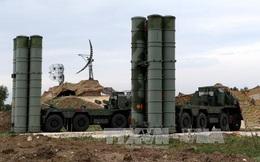 Nga trang bị thêm 5 trung đoàn S-400 Triumf